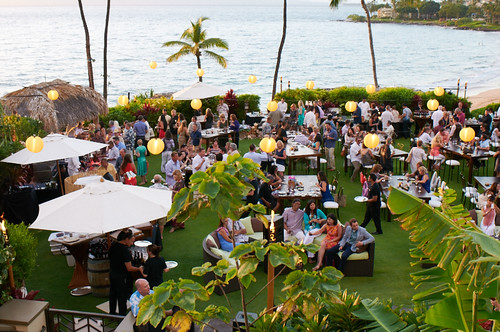 Four Seasons Maui OceanFront Gala