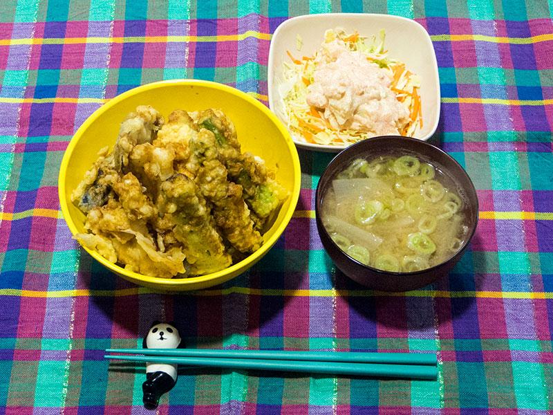 2014年12月12日の晩ご飯