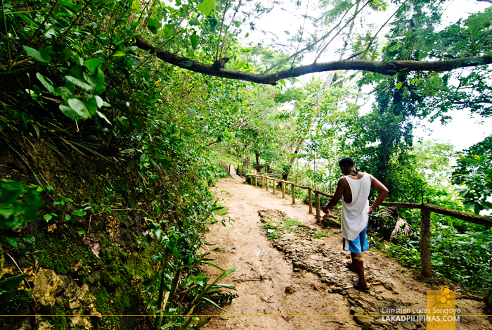Short Hike to Guisi Point Lighthouse in Guimaras