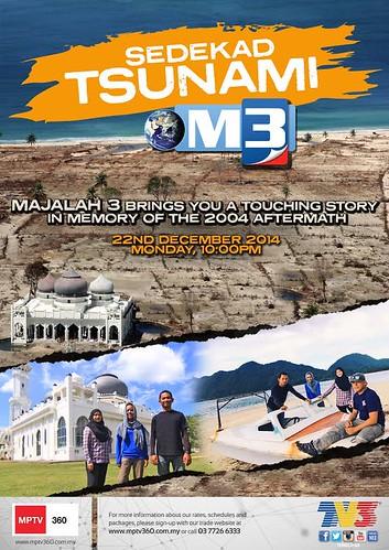 Sedekat Tsunami Majalah 3