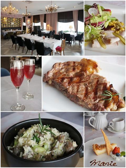 [台南]歐風氣氛優雅享排餐義麵-瑪莉洋房Marie's House ...