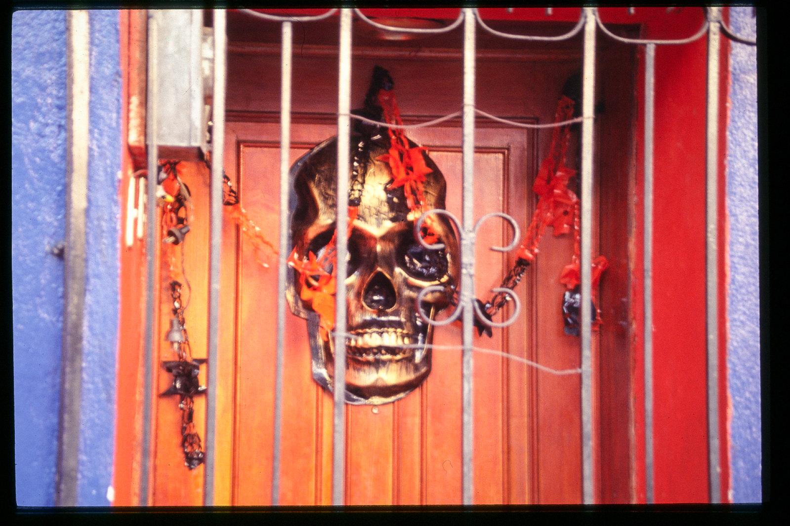 Fête des morts à Mexico - Un petit air d'Halloween