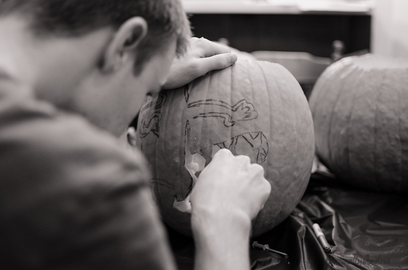 Pumpkin Carving | personallyandrea.com