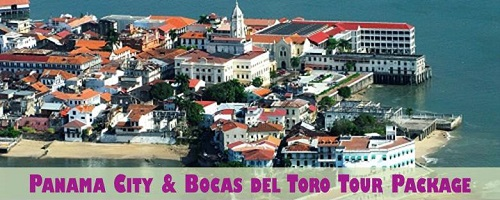 Discover Panama City and Bocas del Toro Tour Package