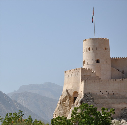 Oman Was Well-Protected