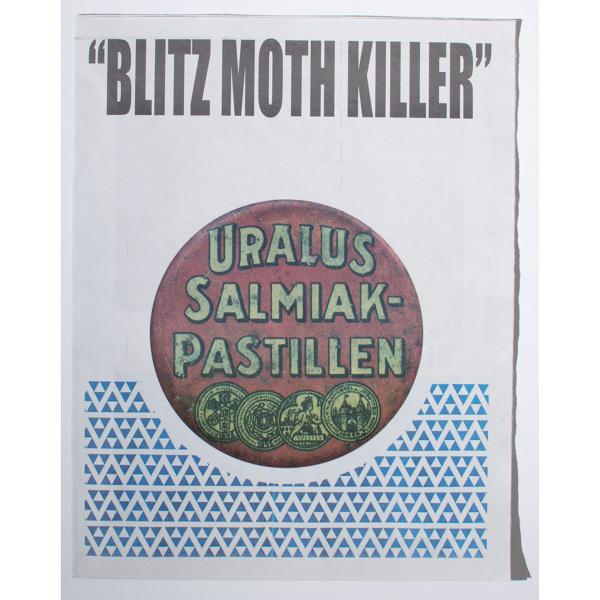 Matt Wilson Blitz Moth Killer 1
