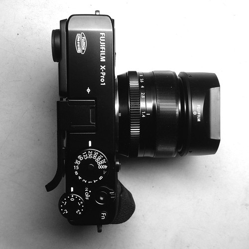 Fujifilm X-Pro1 + XF35mmF1.4 R