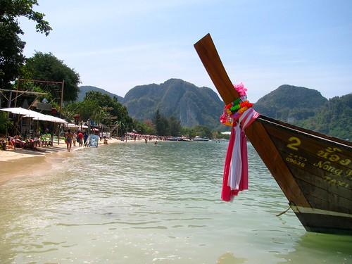 Ao Lo Dalam, Ko Phi Phi