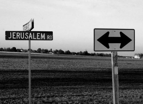 297/365 Jerusalem Either Way