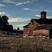 Old barn, Sebastopol CA. by XbinData
