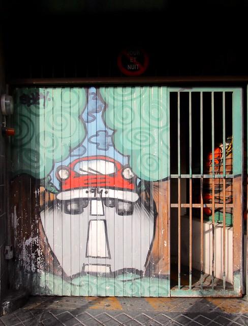 Streetart - Kremlin-Bicêtre