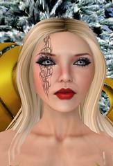 Victoria Peach Skintone 01