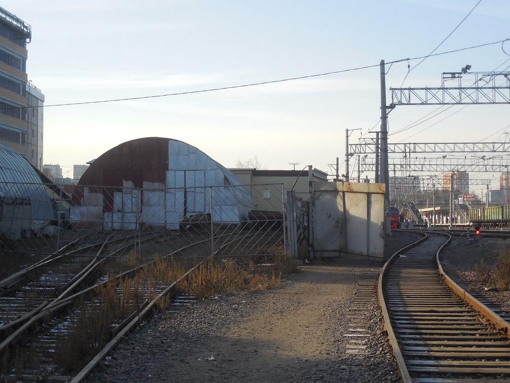 RZD Zeleznodoroznaya station