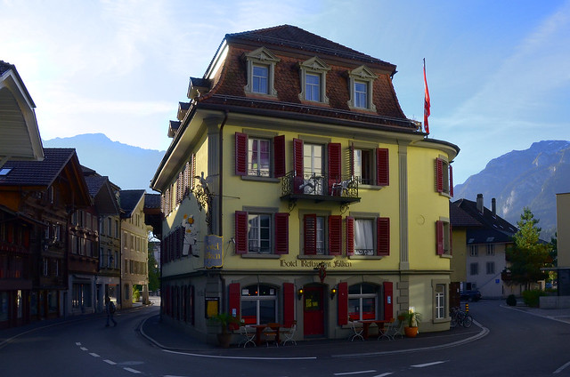 Mejor hotel donde dormir barato en Interlaken