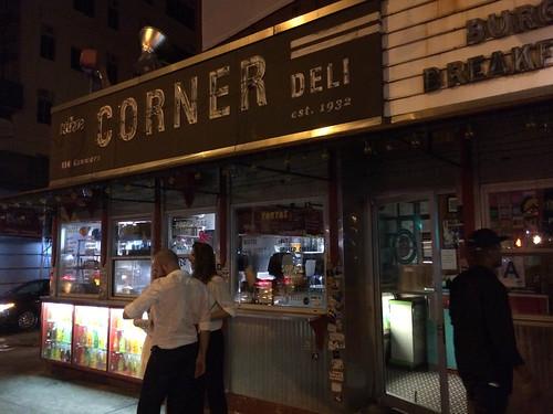 Restaurante La Esquina - Nueva York