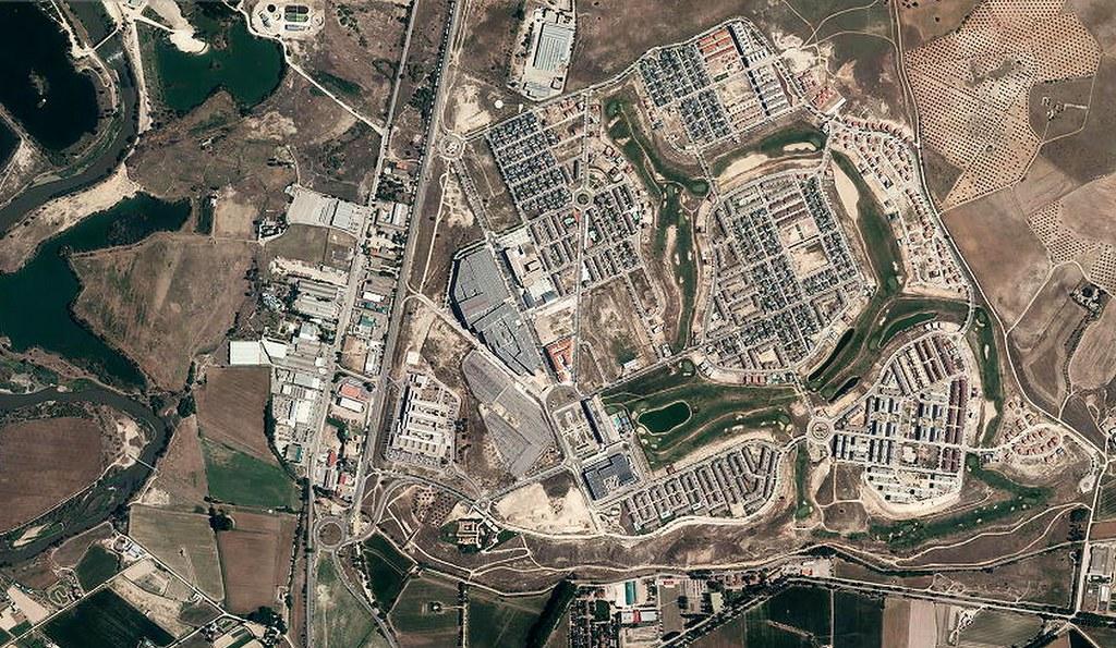 gran casino aranjuez, aranjuez, madrid, casinos y furcias, después, urbanismo, planeamiento, urbano, desastre, urbanístico, construcción, rotondas, carretera