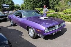 1970 Plymouth Cuda 440-6 Hardtop