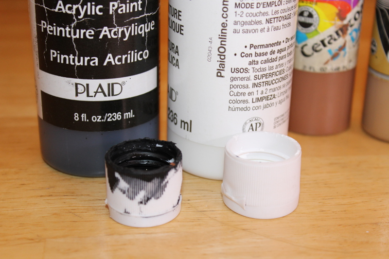 How to Paint Brown Horse Eyes in Acrylics 15725734704_f863487ec8_o