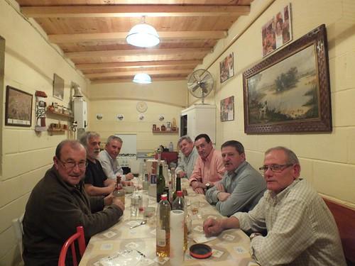 Cena de caza, 2014