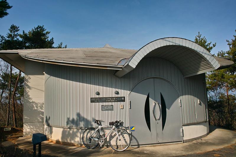 美星スペースガードセンター展示館