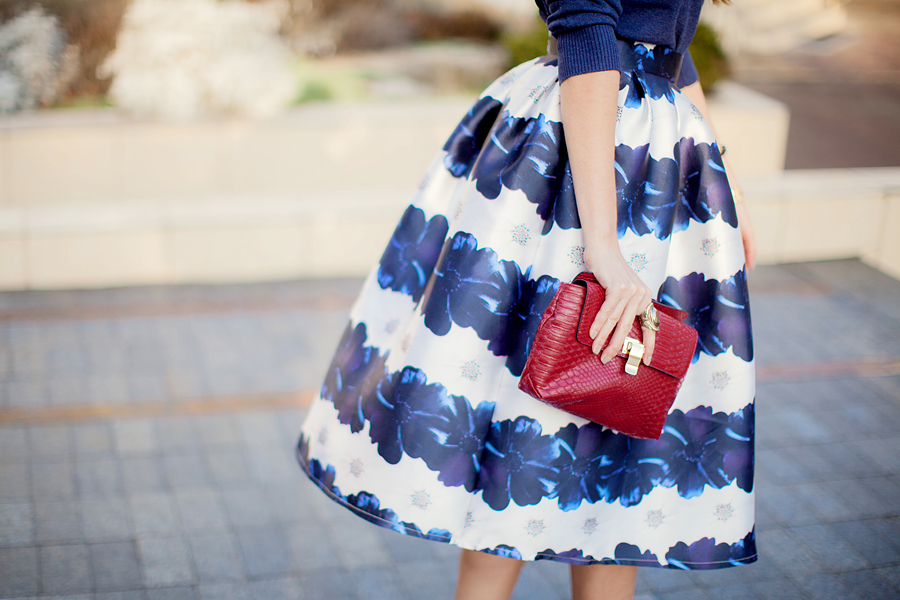 full-midi-skirt-printed-newlook