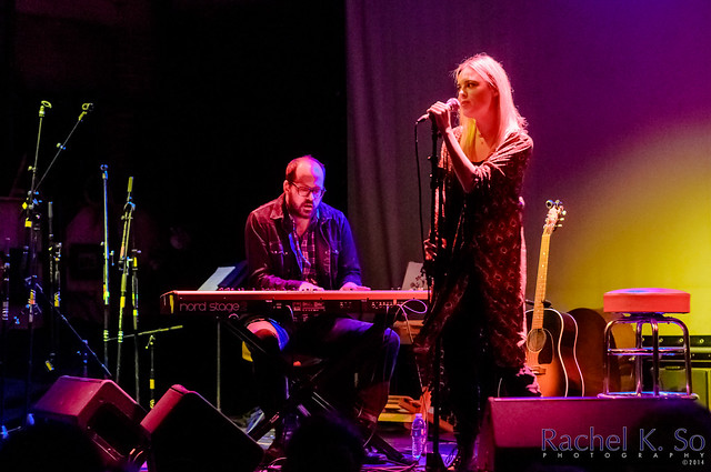 Anna Nalick at Fold in HiFi, Bootleg Theater, Los Angeles, 5 December 2014