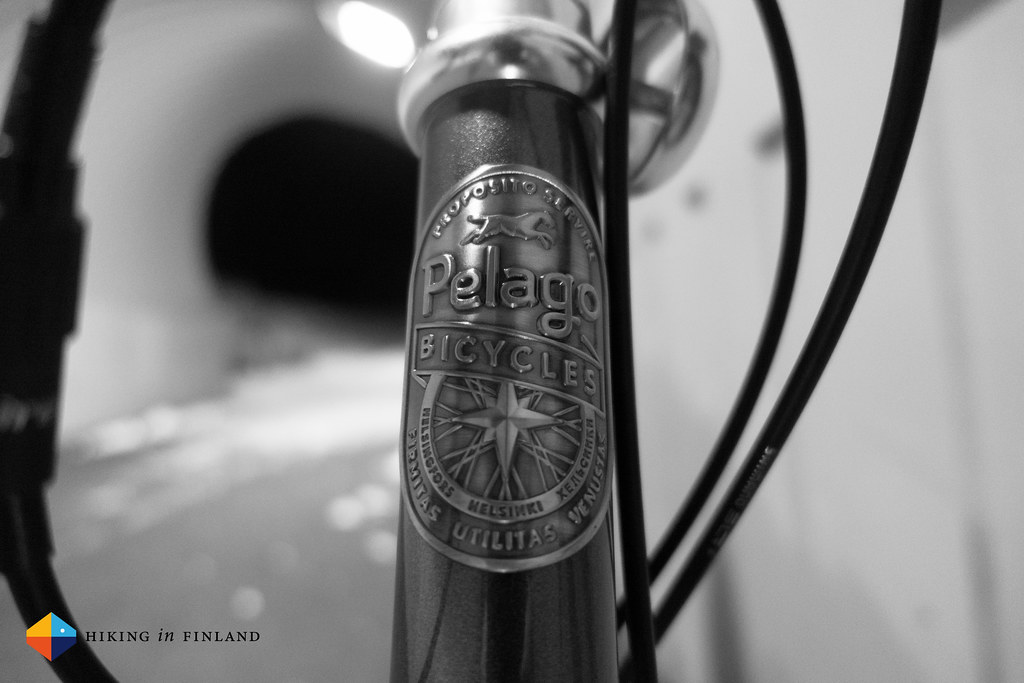 Pelago Bicycles Emblem