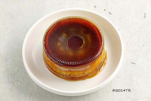 焦糖布丁 Crème renversée au caramel -20141124