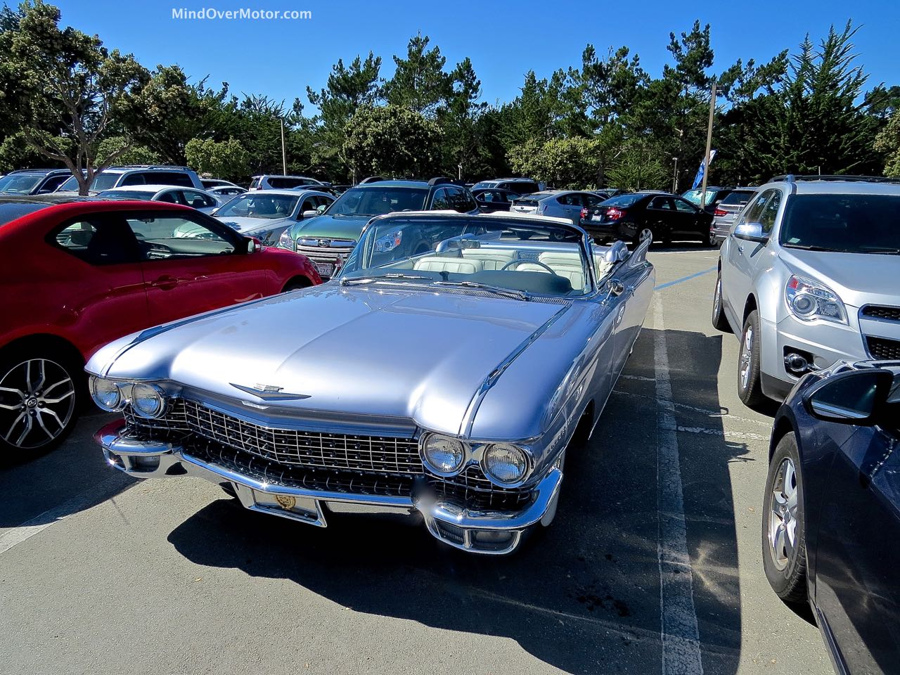 1960 Cadillac Front Left