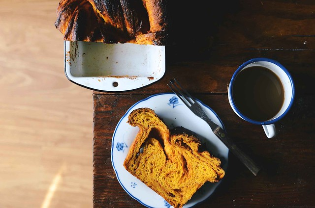 Sweet Potato Pie Babka | A Brown Table