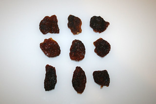 02 - Zutat getrocknete Tomaten / Ingredient dried tomatoes