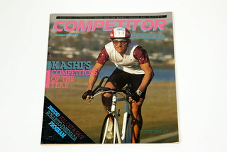 Sun, 11/23/2014 - 15:04 - 4.Throughout the 80s, Competitor Magazine covered all the news that was multisport news. Edited by Bob Babbitt, photography and layout by Lois Schwartz, and published by John Smith, this media triumvirate was a powerhouse in SoCal sporting culture.