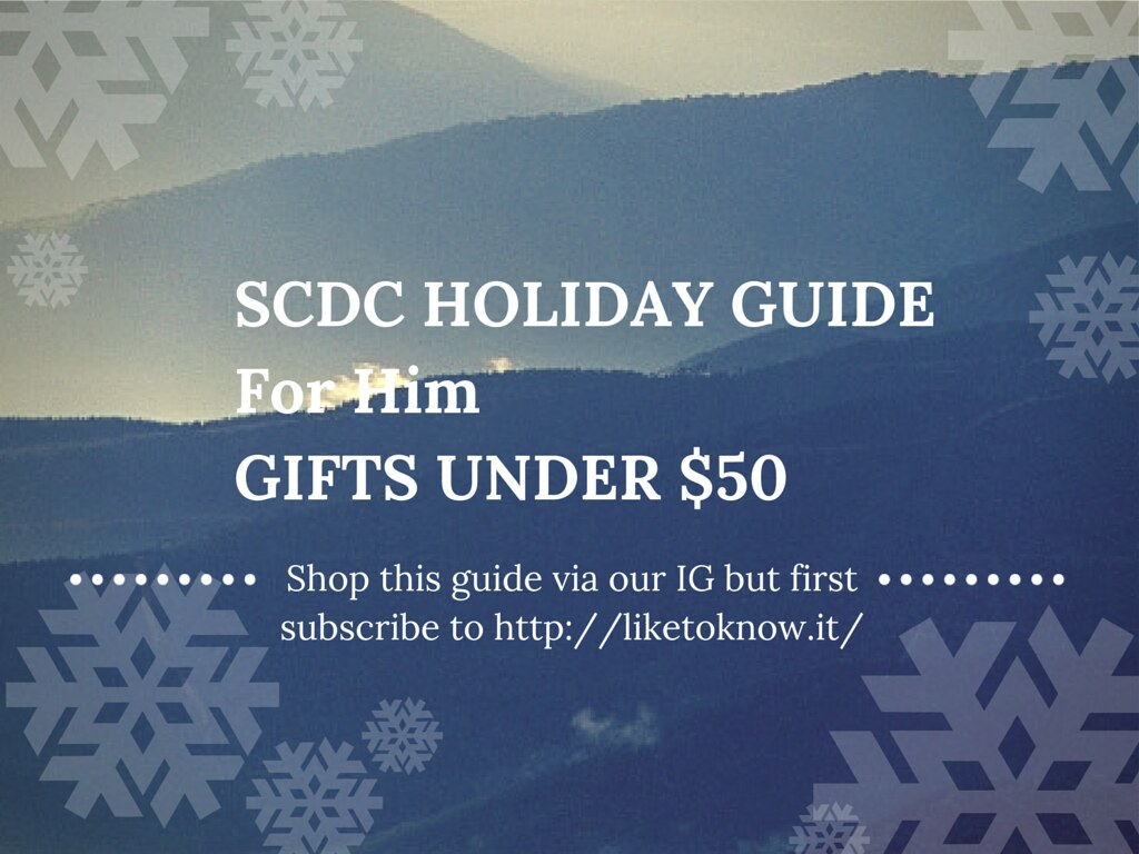 gift guide, gifts for him, spicy candy dc