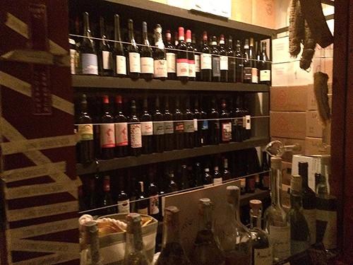 ワインがいっぱい!@フェーガト・フォルテ