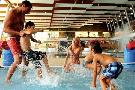 Aqualand Moravia - vodní zábava i odpočinek za každého počasí