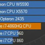 All in One Test Cinebench grafico CPU