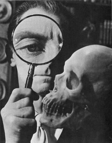 Peter Cushing in The Skull (1965)