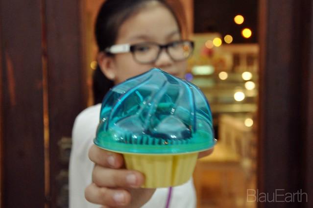 Alexa's cupcake