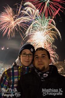 Frohes neues Jahr ♥