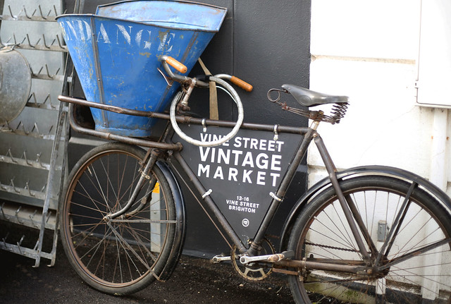 Vine Street Vintage Market Brighton