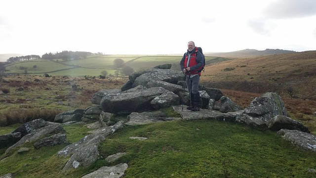 Scarey Tor #dartmoor #sh
