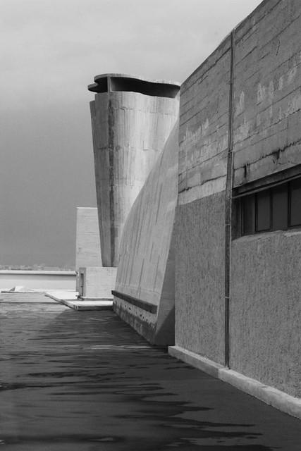 L'Unité d'Habitation, Marsiglia, Le Corbusier
