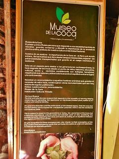 Coca Museum Signage
