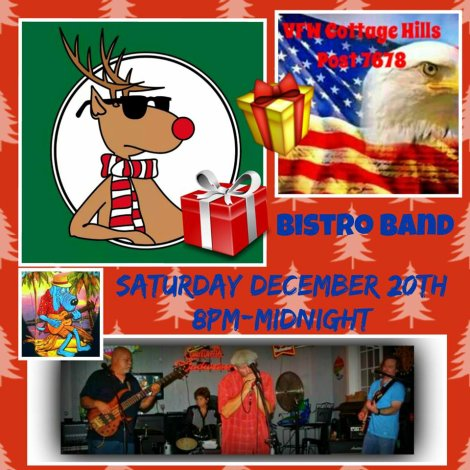 Bistro Blues Band 12-20-14