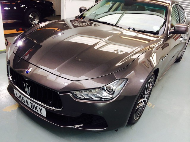 MASERATI GIBLEE, NEW CAR PROTECTION