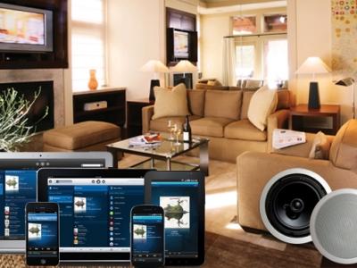 Hệ thống âm thanh-video đa phòng