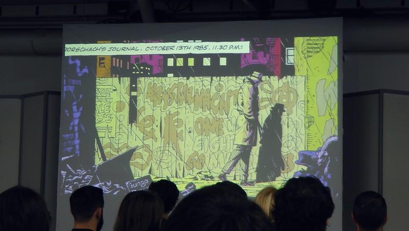 Paris Comics Expo !