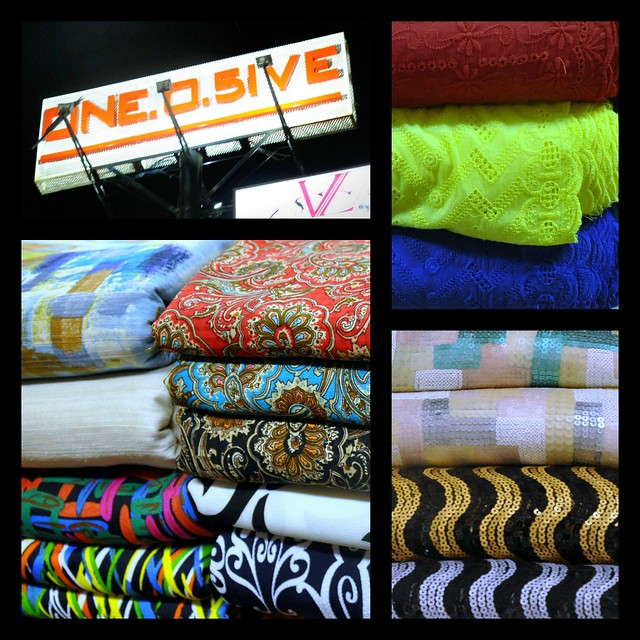Fabric Store in Laoag