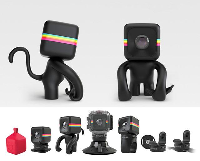 PolaroidCube Cube骰子相機 聖誕節 交換禮物 拍照 磁鐵 錄影 行車記錄 取締神器 人2 人2的插画星球 People2 instagram people2planet