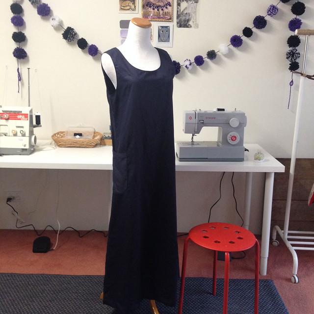 JuanitaTortilla: Sew Me Something: New Look Easy 1 Hour Vintage ...